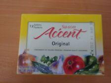 Sason Accent Original 12  packets. Premium quality seasoning.