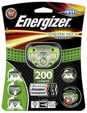 Energizer Improved 200 Lumens Strobe Spot Night Vision Mode 7 LED Headlight