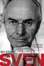 Sven Goran Eriksson - My Story - Former England Manager Autobiography book
