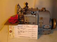 MERROW MG-2DNR-1 MICRO DECORATIVE MICROPURL EDGING MACHINE TAG2910