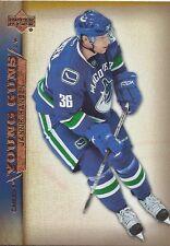 (HCW) 2007-08 Upper Deck #248 JANNIK HANSEN YG Young Guns Rookie RC NHL 02216