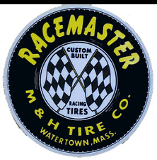 M&H RACEMASTER  decal/sticker