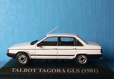 TALBOT TAGORA 2.2 L GLS 1981 BLANC IXO 1/43 SALOON 1:43