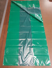"""New Playset 13 oz PVC Tarp with Brass Grommets - 47"""" x 148"""" - Made in USA"""