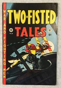Two-Fisted Tales #34 EC Comics 1974 Reprint Wally Wood, Jack Davis, John Severin