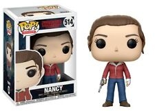 Funko - POP Television: Stranger Things - Nancy w/ Gun Brand New In Box