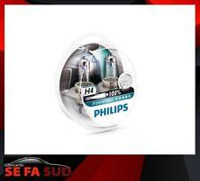 COPPIA Lampada Philips 12342XV+S2 X-treme Vision alogena H4, 12V 60/55W
