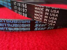New Ac Stretch Belt for Subaru Wrx Impreza Sti Forester Xt Ej255 Ej257 Oem