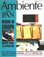 Ambiente September 1-2/93 1993  Die Kunst zu Leben