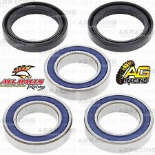 All Balls Rear Wheel Bearings & Seals Kit For Suzuki RMZ 450 2007 07 Motocross