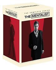 The Mentalist Season 1to 7 DVD 2015 Present