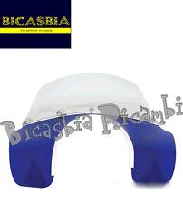 6980 - CUPOLINO BLU CON ASTE VESPA 125 GTR TS - 150 SPRINT VELOCE 180 200 RALLY