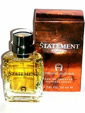 Parfum Etienne Aigner STATEMENT For Men 50ml EDT SPRAY NEU und OVP