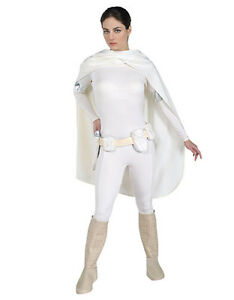"Star Wars Padme Amidala Costume S3,M,(US 10-14),BUST 38-40"",WAIST 31-34"",LEG 30"""