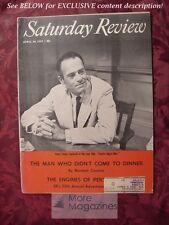 Saturday Review April 20 1957 Henry Fonda Twelve Angry Men John Steinbeck