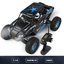 Wltoys 1:10 2.4G 2CH 4WD 30km/h Rock Brushed Off-road Crawler RTR RC Climb Car