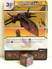 Dice Masters - 1x #036 The Blackbird sr-71 Foil-X-Men First Class