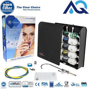 Aquafilter Excito 5 Stage Ultra Filtration Under Sink Filter System