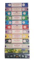 SATYA SAI BABA NAG CHAMPA VARIETY MIX 12X15 Gm BOXES OF INCENSE STICKS(Assorted)
