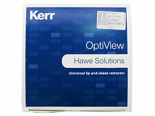 KERR DENTAL OPTIVIEW UNIVERSAL LIP CHEEK RETRACTOR-STANDARD SIZE ART. 5500