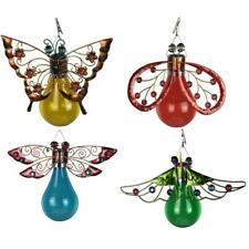 Moonrays Solar LED Butterfly, Moth, Ladybug, & Dragonfly garden & patio lighting