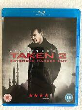Taken 2 - Blu-ray - 2013 - Region Free - VGC