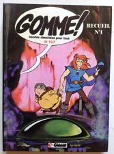 Gomme Album 1 Magazine 1 a 7 Luguy Percevan Storm Don Lawrence Convard Vicomte