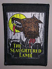 PATCH - The Slaughtered Lamb - HORROR, woven An American Werewolf in London