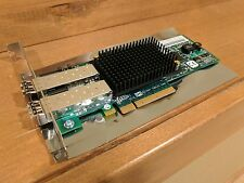 IBM 00E0806 Emulex 8Gbps PCIe HBA Dual Port Fiber Channel Adapter w/ Finisar SFP