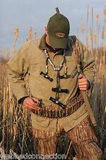 Avery Greenhead Gear Neoprene Power Belt Shell Holder Marsh Grass PowerBelt MG