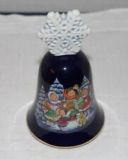 1987 Avon Christmas Bell; Pre owned/Vgc