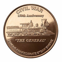 1 oz Copper Round -The General