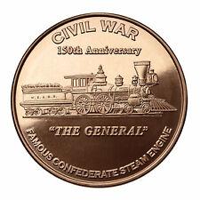 1 oz Copper Round -The General
