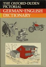 The Oxford-Duden Pictorial German-English Dictionary