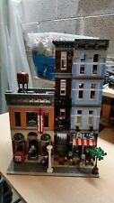 Lego Creator Custom Modular City Detective's Office 10246