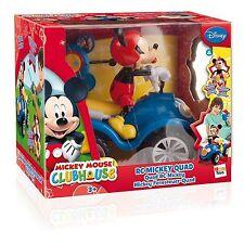 Disney Mickey Mouse RC Quad Bike Ages 3+ Toy IR Remote Control Car Boys Girls
