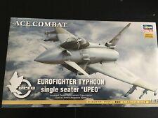 "1/72 Hasegawa Eurofighter Typhoon single seater ""UPEO""  Ace Combat mint"