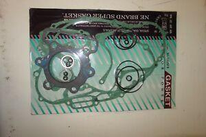 HONDA XL250 XR250 PATTERN set of gaskets  seals