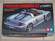 Maquette TAMIYA 1/24ème PORSCHE CARRERA GT