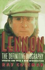 Lennon : The Definitive Biography book S/C Ray Coleman