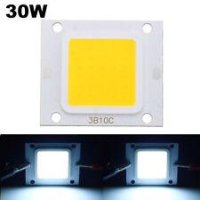 30W Watt LED Chip kaltweiss, 45*40mm, 2900Lm,6500K,COB,Fluter,Flutlicht