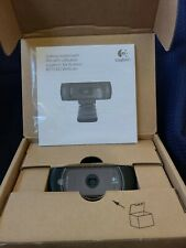 New - Logitech for Business B910 HD Webcam - 720p - 30fps -