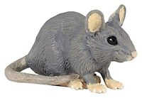 Papo 50205 House Mouse Figure