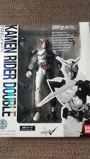 Rare! S.H. Figuarts Kamen Rider W double Fung Joker good  condition Masked