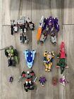 Hasbro Transformers Titans Return Figure Lot. Megatron, Galvatron, & More