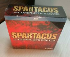 Spartacus The Complete Series (Blu-ray Boxset) NEW-Free Shipping with Tracking