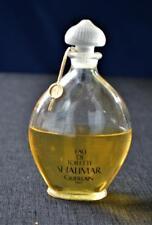 Shalimar Guerlain EDT Splash 100 ml 3.4 FL.OZ  more than half full bottle