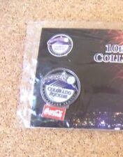 2002 Colorado Rockies pin #10 Coca-Cola King Soopers 10th Anniversary year
