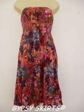 Atmosphere Sundress Bandeau Floral Dresses for Women