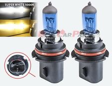 9004 HB1 Xenon HID Headlight High/Low Beam Halogen Bulbs 5000K